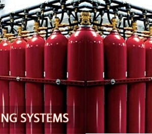 Fire Suppression Systems - CO2