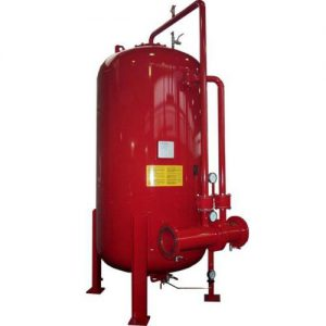 Foam Fire Suppression System