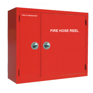Hose Reel Cabinet Double