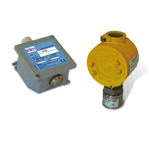 ING7-INE7 gas detector