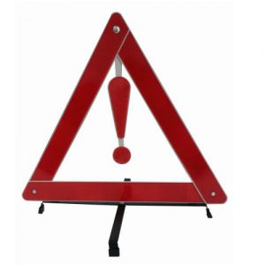 Reflective Warning Triangle 2